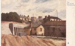 """Frank Emanuel . The Old Town. Teignmouth"" Tuck Oilette Quaint Corners Series PC # 1173 - Tuck, Raphael"