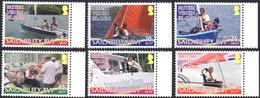 Virgin Islands Iles Vierges Britaniques 1108/13 Handisport, Voile - Handisport