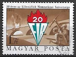 HONGRIE   -   1971 .   Y&T N° 2169 Oblitéré. - Hungary