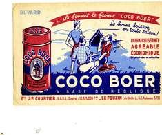 "B 15  /   1 BUVARD  "" COCO BOER "" - Blotters"