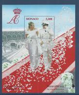 Monaco - Bloc YT N° 101 - Neuf Sans Charnière - 2011 - Blocs