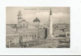 TRIPOLI D'AFRIQUE PANORAMA DE LA VILLE - Libyen