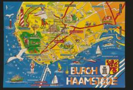 Burgh Haamstede - TOPO [AA35 6.684 - Pays-Bas
