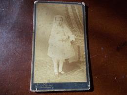 B715   Foto Cartonata G.mosso Torino Lievi Imperfezioni Angoli Cm10,5x6,5 - Non Classificati