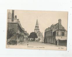 SERQUIGNY (EURE)  107 LA GRANDE RUE - Serquigny