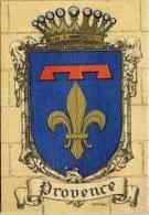 (4151)  Blason De Provence - Non Classés