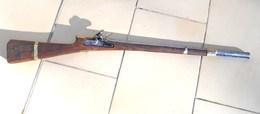 Fusil Court De Type Moukhala - Decorative Weapons