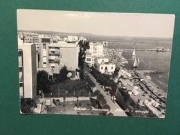 Cartolina Gabicce - Panorama - Alberghi E Spiaggia - 1960 Ca. - Pesaro