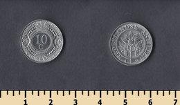 Netherland Antilles 10 Cents 2014 - Antillen (Niederländische)