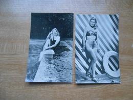 2 X Doris Day  Echte Foto  Warner Bros - Artisti