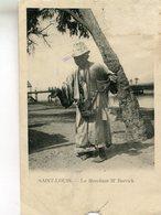 SENEGAL(SAINT LOUIS) TYPE(MENDIANT BARRICK) - Senegal