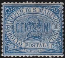 San Marino      .   Yvert     .   12      .   *     .    Mint-hinged     .   /    .   Neuf Avec Charniere - San Marino