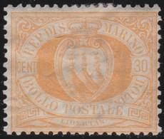 San Marino      .   Yvert     .   16      .   *     .    Mint-hinged     .   /    .   Neuf Avec Charniere - Saint-Marin