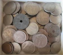 Belgique - Petit Vrac De 60 Monnaies Modernes, Principalement Cérès Avec Qqles Plus Anciennes Dont Une De 1902 - Collections