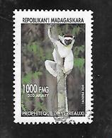 TIMBRE OBLITERE DE MADAGASCAR DE 2002 N° MICHEL 2590 - Madagascar (1960-...)