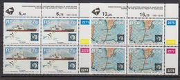 South Africa 1991 30th Anniversary Antarctic Treaty 2v Bl Of 4 (corners) ** Mnh (41814C) - Zuid-Afrika (1961-...)