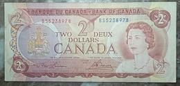 CANADA 2 Dollars 1974 - Canada