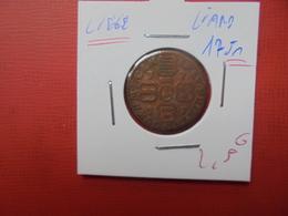 LIEGE LIARD 1751 JEAN THEODORE DE BAVIERE - Belgique