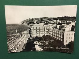 Cartolina Hotel Miramare - Gabicce Mare - Riviera Adriatica - Italia - 1958 Ca. - Pesaro