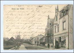 U4323/ Gruß Aus Wedel  AK 1905  - Allemagne
