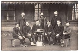 DOLHAIN LIMBOURG Vers 1910 école Mais Qui Peut Situer Mieux / Carte Photo - Limbourg