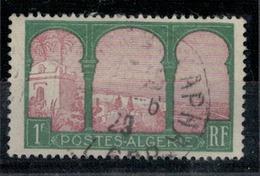 ALGERIE        N°  YVERT    51 C         OBLITERE       ( O   2/38 ) - Algérie (1924-1962)