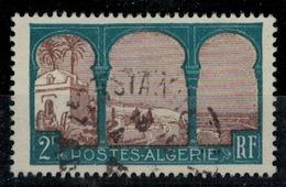 ALGERIE        N°  YVERT    54       OBLITERE       ( O   2/38 ) - Algérie (1924-1962)