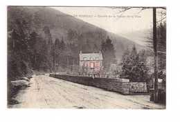 61 Environs De Noireau Entrée De La Vallée De La Vire Cachet Flers 1907 - Altri Comuni