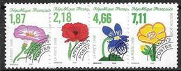 France 1998 Préoblitérés N° 240/243 Neufs Fleurs à 20% De La Cote - Préoblitérés
