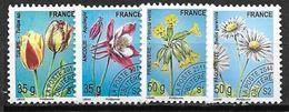 France 2011 Préoblitérés N° 259/262 Neufs Orchidées à 20% De La Cote - Préoblitérés