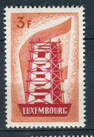 LUXEMBOURG ( POSTE ) : Y&T N°  515  TIMBRE  NEUF  SANS  TRACE  DE  CHARNIERE . - Unused Stamps