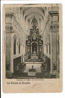 CPA - Carte Postale -Belgique -Grimbergen- Intérieur De L'Eglise  1903 VM465 - Grimbergen