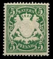 BAYERN Nr 61y Postfrisch X88FFB2 - Bayern