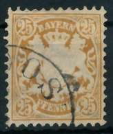 BAYERN Nr 41 Gestempelt X8900A6 - Bayern