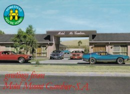 Motel Mount Gambier, South Australia - Message 1980 - Mt.Gambier
