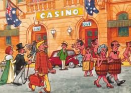 Adelaide Casino, South Australia - Unused - Adelaide