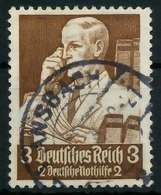 DEUTSCHES REICH 1934 Nr 556 Gestempelt X891FB2 - Allemagne
