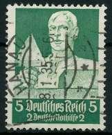 DEUTSCHES REICH 1934 Nr 558 Gestempelt X891FB6 - Allemagne