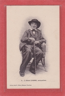 SERIGNAN -84-  J. Henri Fabre, Naturaliste - Edition: Paul H. Fabre N° 8 - France
