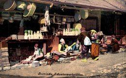 BOSNISCHE SCHUSTERWERKSäTTEN. BOSNIA Y HERZEGOVINA BOSNIEN UND  HERZEGOWINA, Bos Brod - Bosnië En Herzegovina