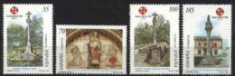 Spain 1999. Xacobeo'99 Ed 3617-20 (**) - 1931-Hoy: 2ª República - ... Juan Carlos I
