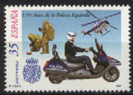 Spain 1999. Aniversario Policia Ed 3623 (**) - 1931-Hoy: 2ª República - ... Juan Carlos I