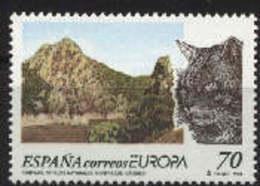 Spain 1999. Europa - Parques Naturales Ed 3628 (**) - 1931-Hoy: 2ª República - ... Juan Carlos I