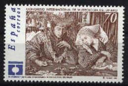 Spain 1999. Congreso Museologia. Ed 3678 (**) - 1931-Hoy: 2ª República - ... Juan Carlos I