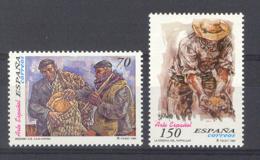 Spain 1999. Arte - Vela Zanetti Ed 3656-57 (**) - 1931-Hoy: 2ª República - ... Juan Carlos I