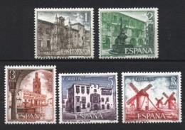 Spain 1973. Turismo Ed 2129-33 (**) - 1931-Hoy: 2ª República - ... Juan Carlos I
