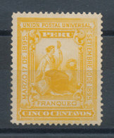 Pérou  N°96 (*) - Pérou