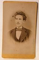 OLD CARDBOARD PHOTO   HEINRICHSSTRASSE  GRAZ       10,5 X 6,5 - Alte (vor 1900)