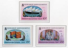 1975 - TRISTAN DA CUNHA - Yv.  Nr. 212/214 - NH - (UP131.4) - Tristan Da Cunha