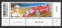 Monaco 2019 - Les Pilotes Mythiques De F1 - Alberto Ascari ** - Monaco